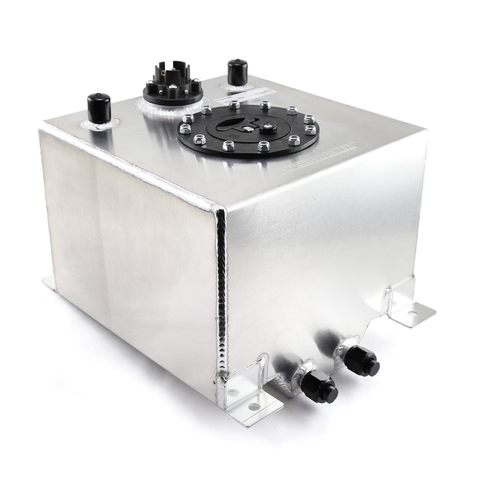 Speedmaster 1-130-003 Speedmaster 5 Gallon / 20 Litre Aluminum Fuel Cell w/Sending Unit