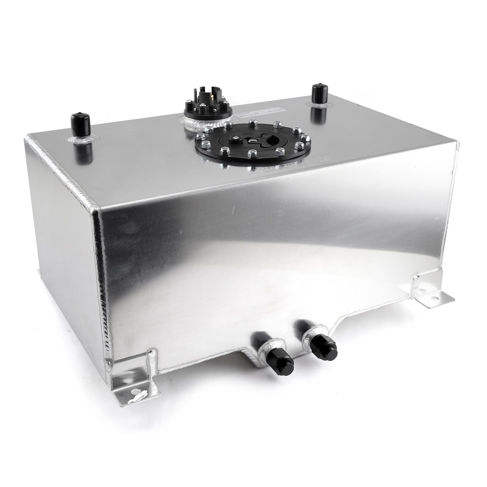 Speedmaster 1-130-005 Speedmaster 8 Gallon / 30 Litre Aluminum Fuel Cell w/Sending Unit