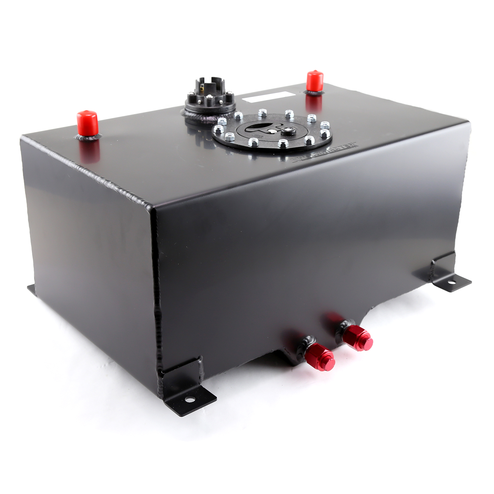 Speedmaster 1-130-006 Speedmaster 8 Gallon / 30 Litre Black Aluminum Fuel Cell w/Sending Unit