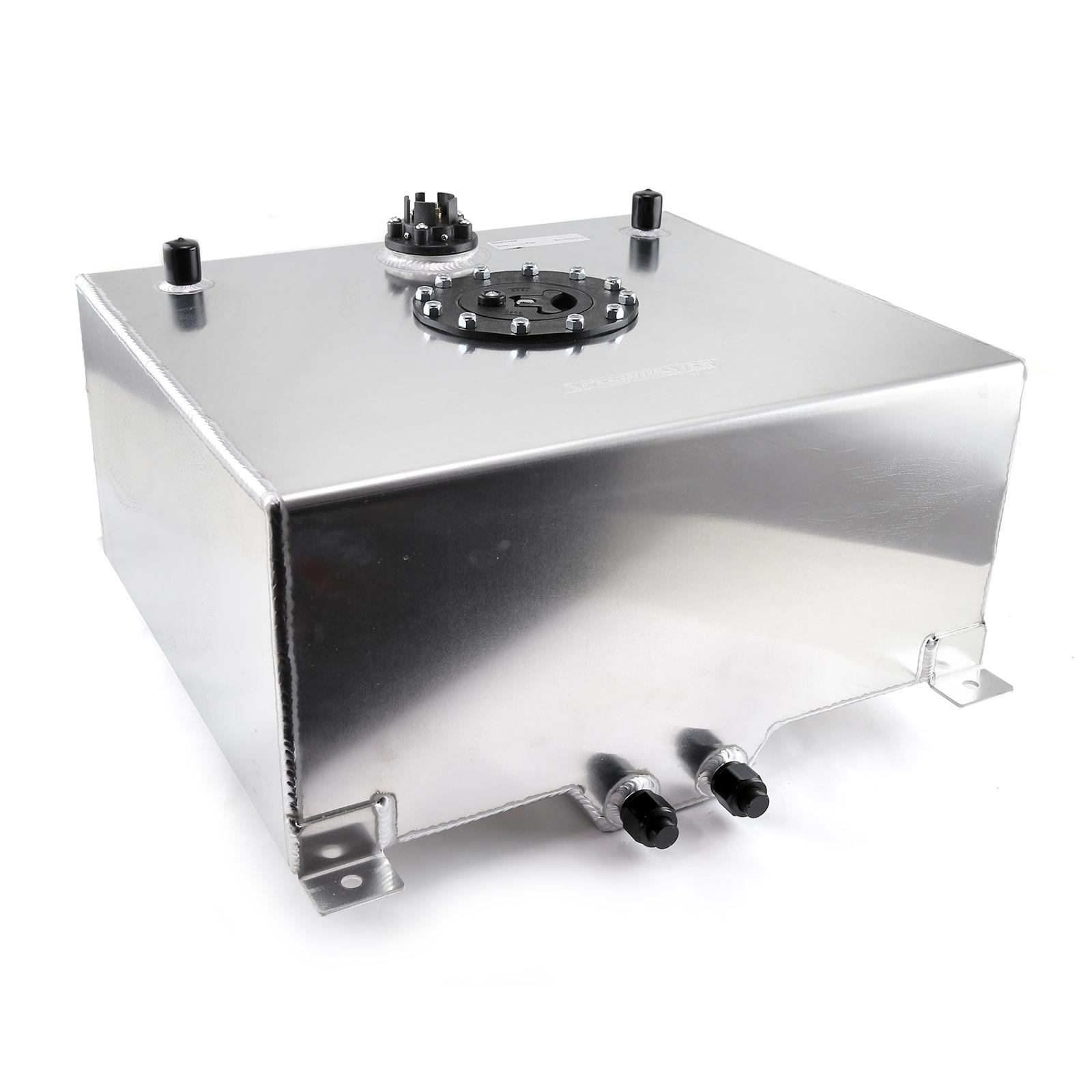 Speedmaster 1-130-009 Speedmaster 13 Gallon / 50 Litre Aluminum Fuel Cell w/Sending Unit