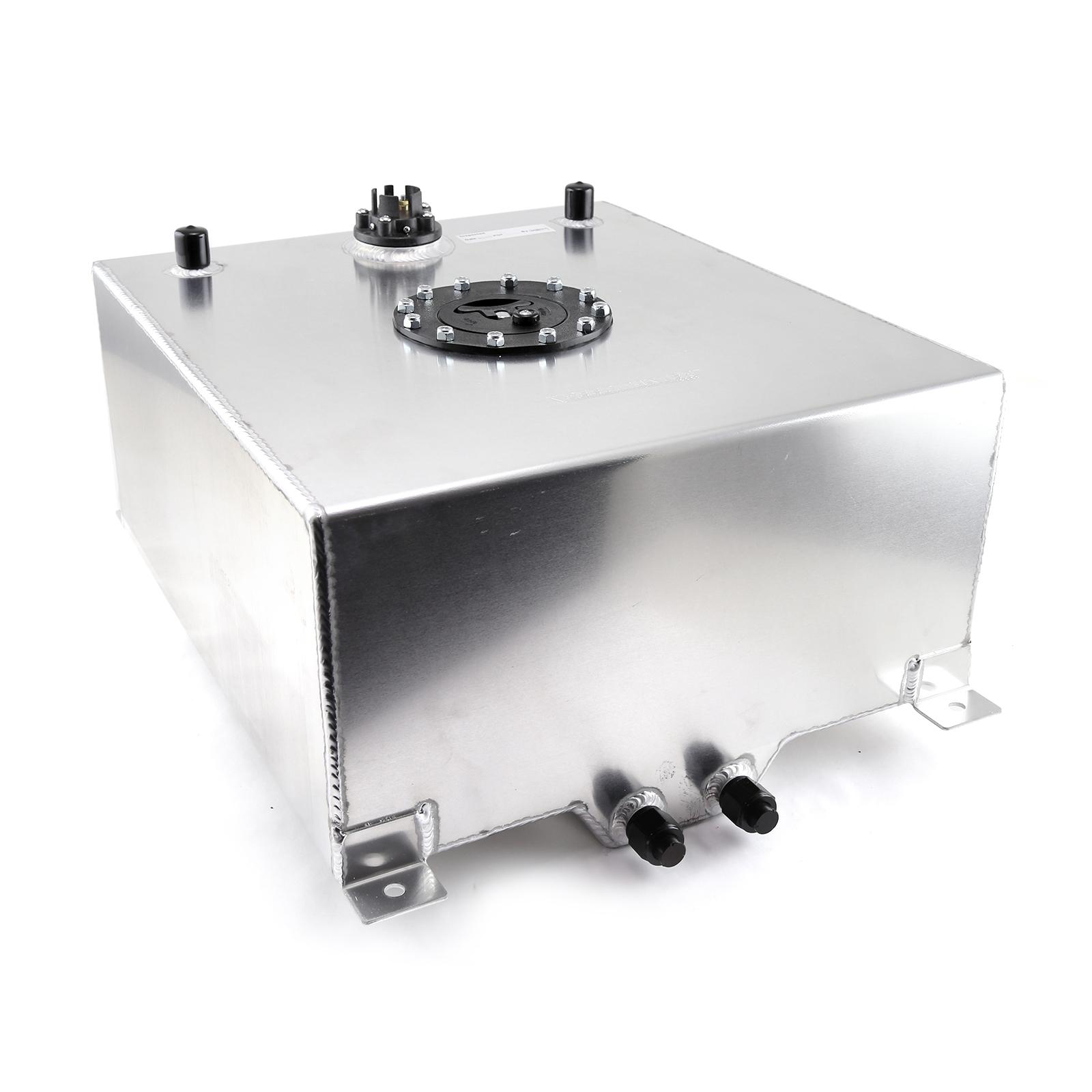 Speedmaster 1-130-011 Speedmaster 15 Gallon / 60 Litre Aluminum Fuel Cell w/Sending Unit