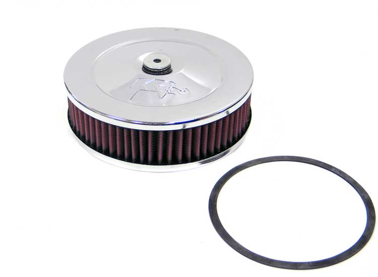 K&N 60-1320 Round Air Filter Assembly