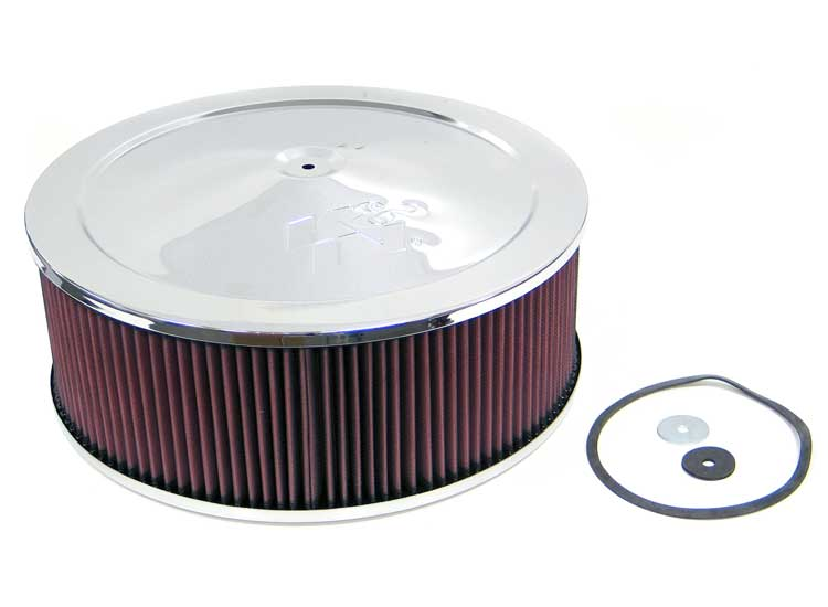 K&N 60-1450 Round Air Filter Assembly