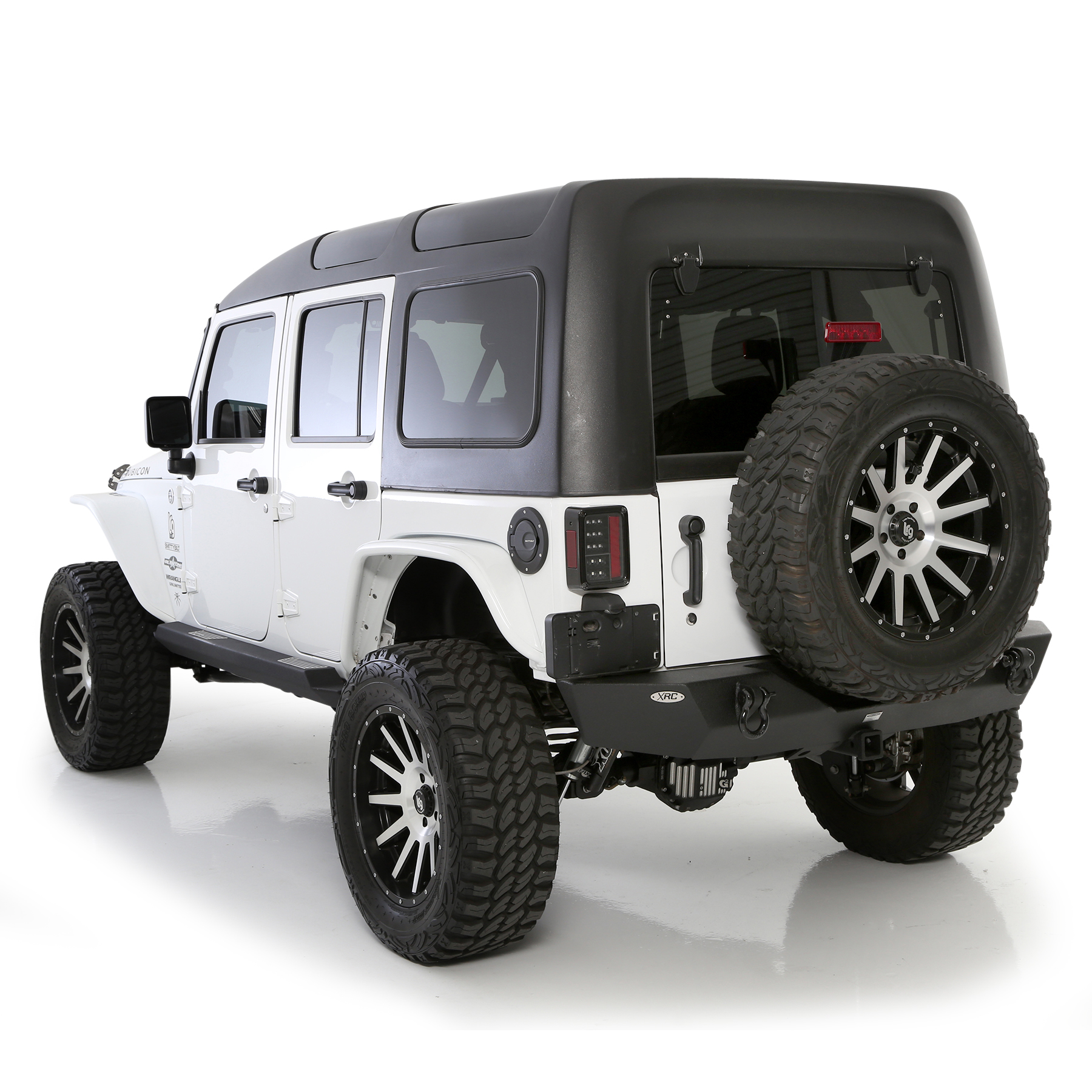 Smittybilt 518702 Safari Hard Top