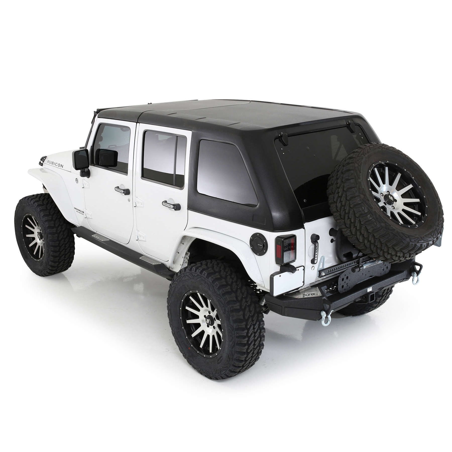 Smittybilt 518703 Slant Hard Top
