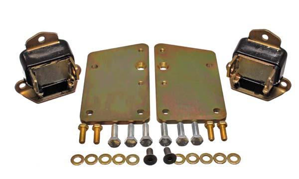 Energy Suspension 3.1150G Conversion Set - Black/Gold Zinc