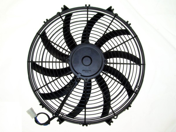 "Maradyne M162K Champion Series Universal Fan (16"", 225w, Reversible)"