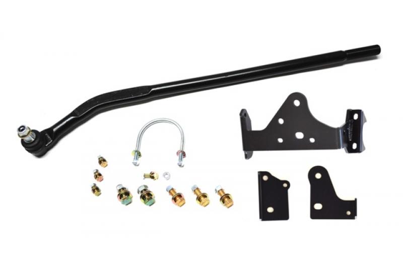 EVO Manufacturing EVO-1071 - EVO Drag Link Flip Kit, JK - 2007-2017 Jeep Wrangler JK/JKU