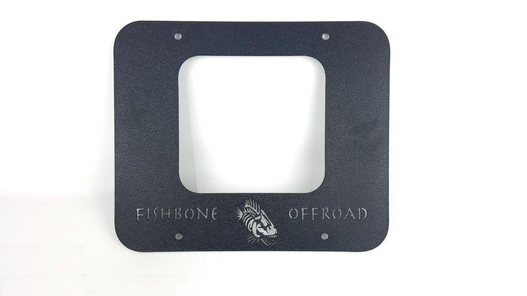 Fishbone Offroad FB31058 Fishbone BackSide Tailgate Plate