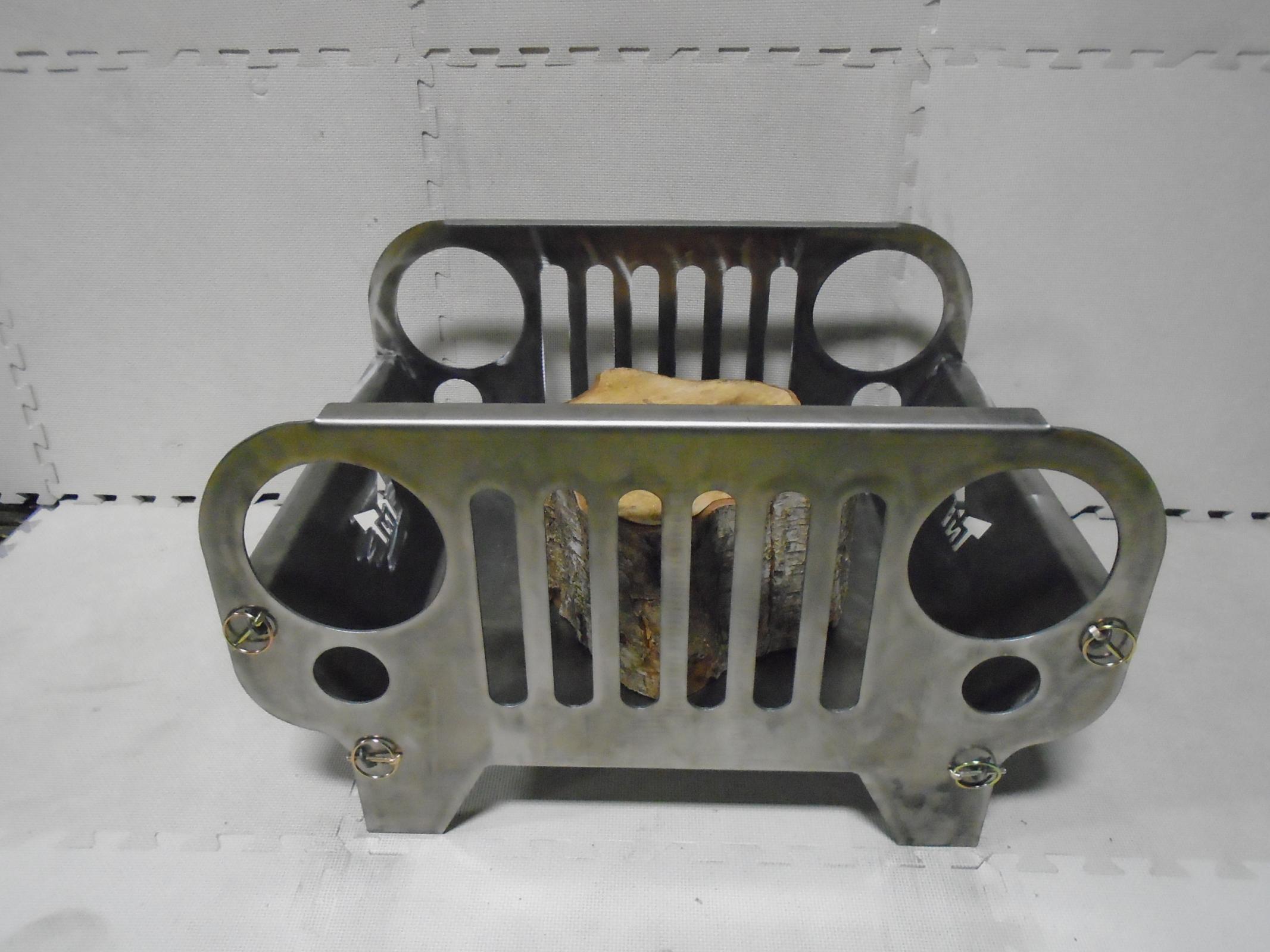 TNT Customs FPJK - Wrangler JK Fire Pit 07-Pres Wrangler JK