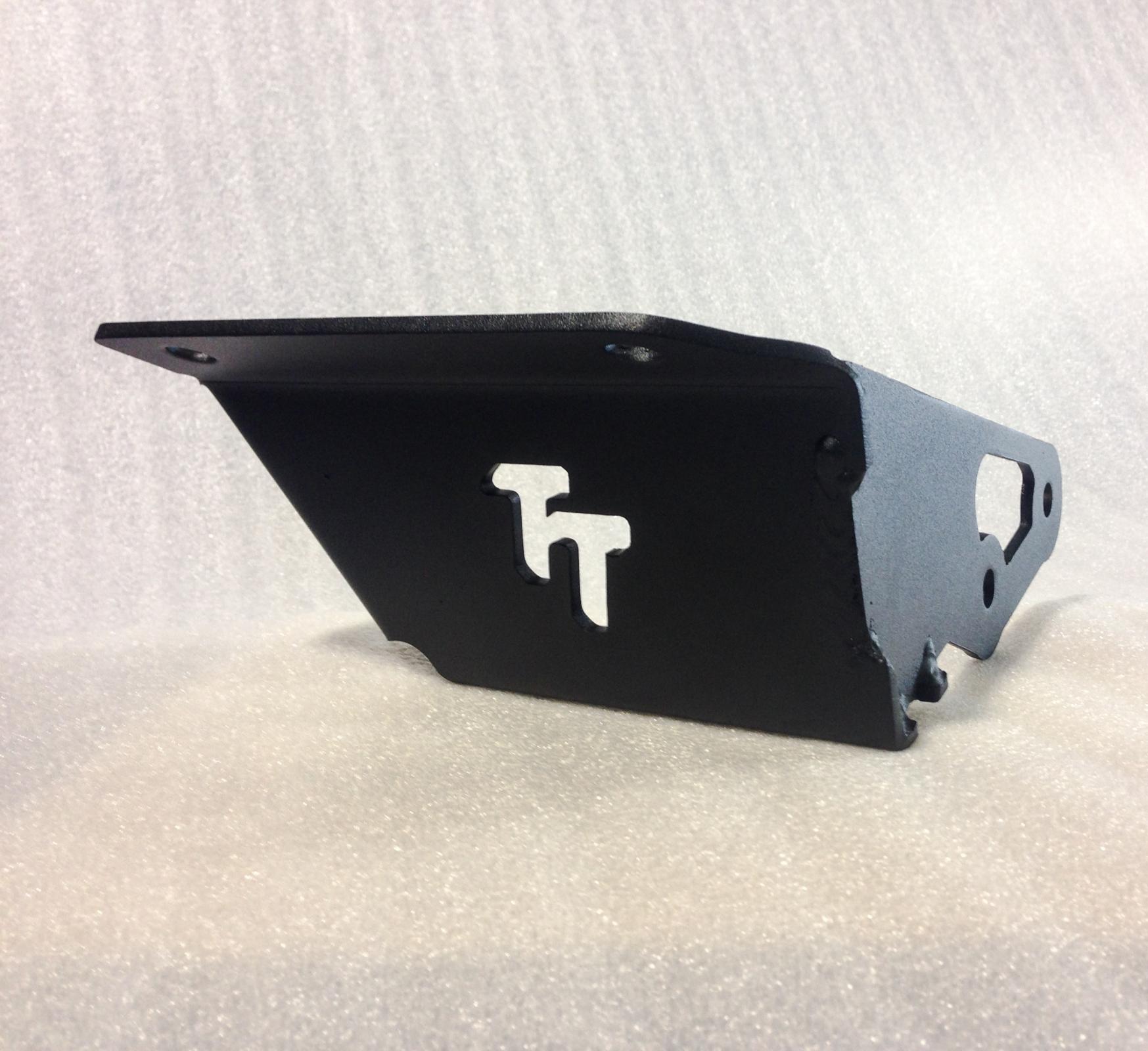 TNT Customs TSBS - TJ Steering Box Skid Plate 97-06 Wrangler TJ/LJ