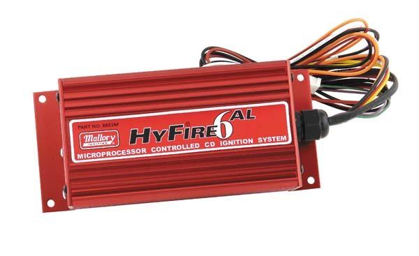 Mallory 6853M HyFire 6-AL Digital Ignition