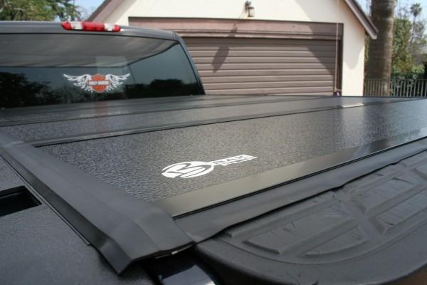 BAK Industries 26328 BAKFlip G2 Hard Folding Tonneau Cover, Black
