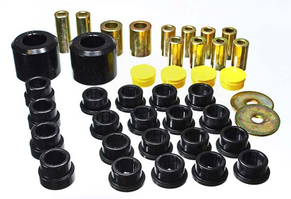 Energy Suspension 3.3196G Rear Control Arm Bushing Set