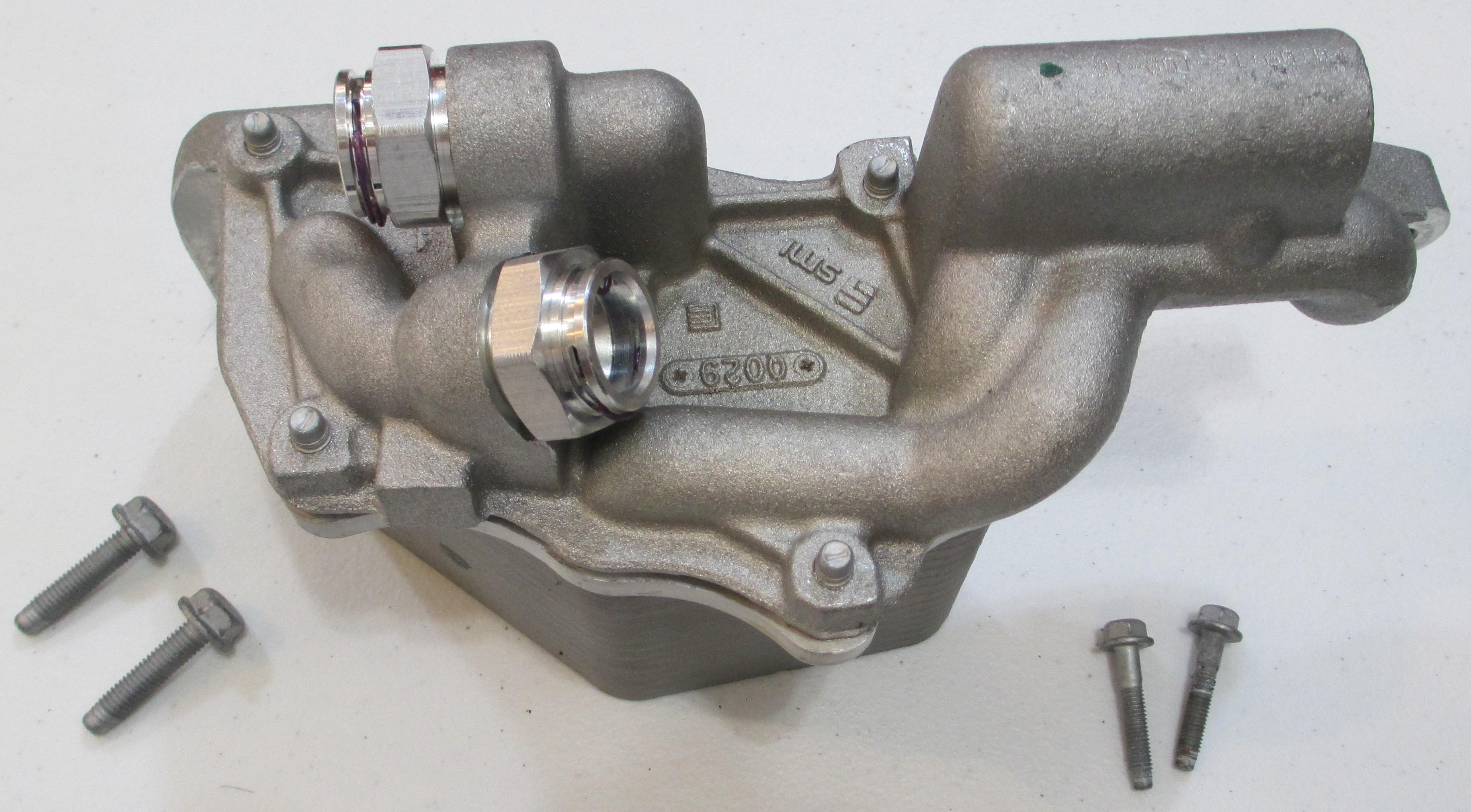 Ohio Speed Shops OSS-12658068 C7 LT1 Oil Cooler