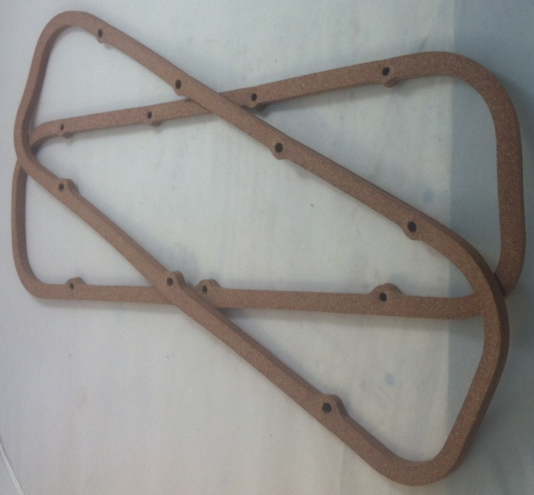 55639  BBC Detroit Cork/Steel Core valve cover gaskets
