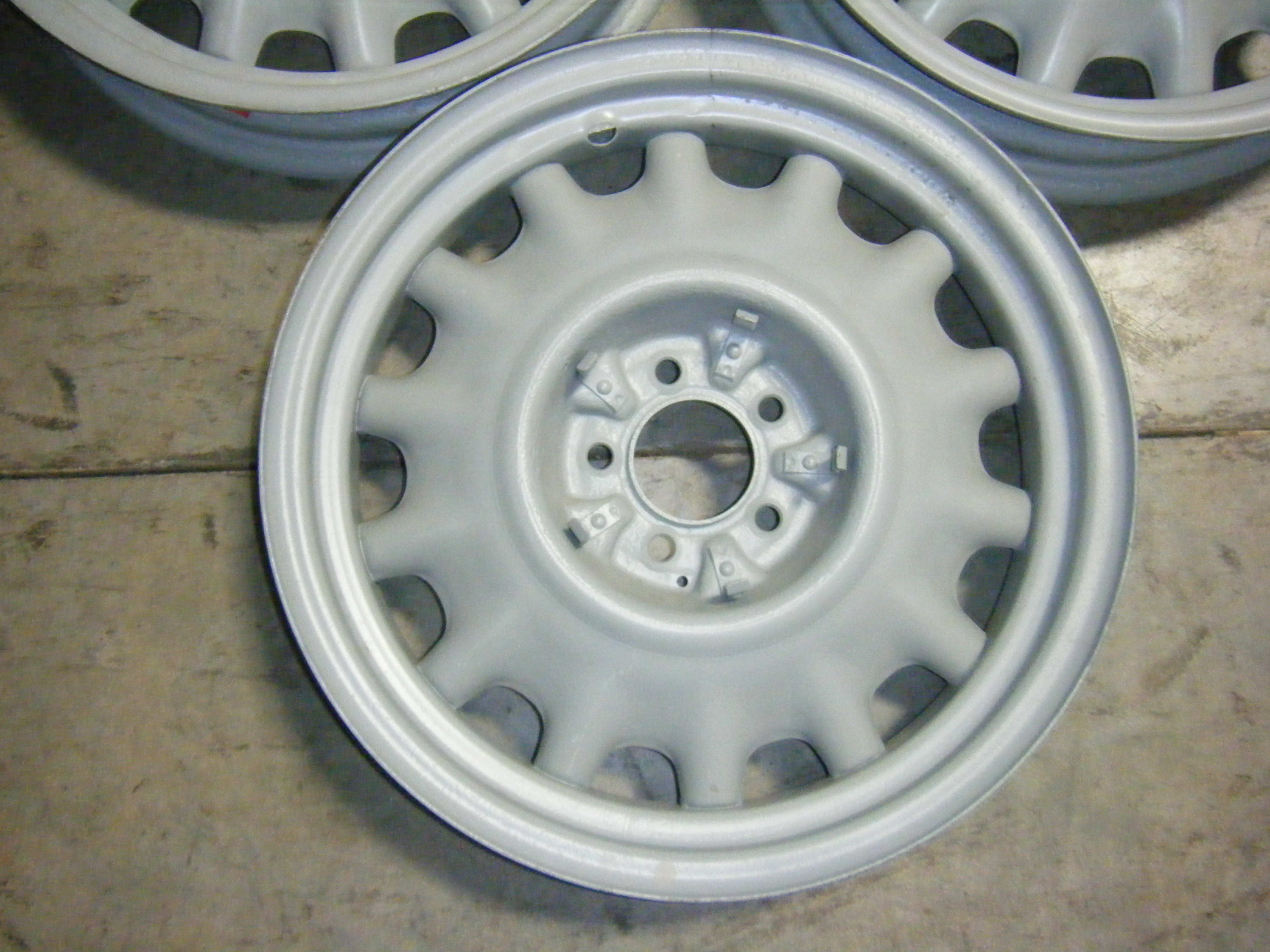 Artillary Wheels