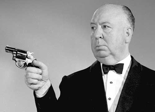 Alfred Hitchcock, the acclaimed suspense movie director had kidney stone issues too