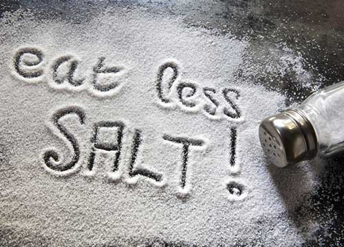 Reducing your salt intake will reduce your stone risk and also improve your overall health and weight.
