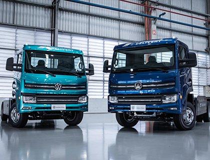 VW e-Delivery é o primeiro caminhão elétrico brasileiro