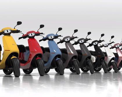 Ola está vendendo duas motos elétricas por segundo