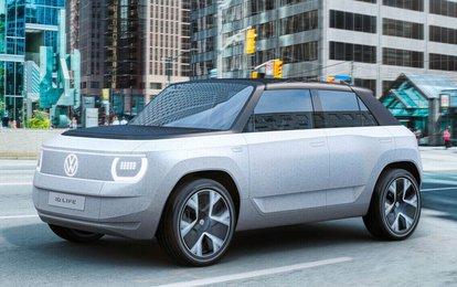 VW mostra como será seu  carro elétrico popular