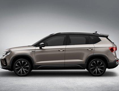 Volkswagen começa a vender o Taos no Brasil, seu quarto SUV