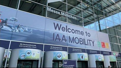 IAA Mobility atrai 400 mil participantes e tem 100 estreias
