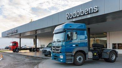 Como a Mercedes-Benz construiu história de sucesso com as concessionárias