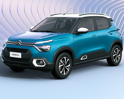 Citroën apresenta o novo C3, que só chega em 2022