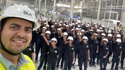 Ola terá 1ª fábrica de veículos do mundo com força de trabalho 100% feminina