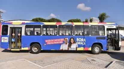 Caucaia (CE) implementa transporte municipal 100% gratuito