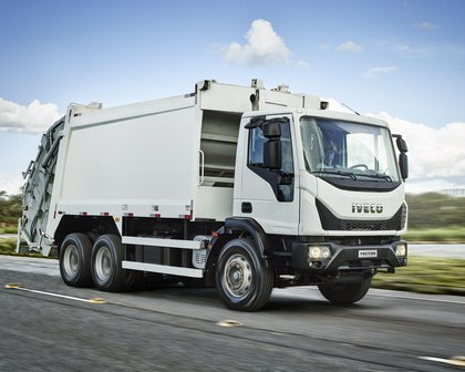 Iveco expande oferta com novo Tector coletor