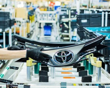 Toyota de Sorocaba passa a produzir 24h por dia em janeiro