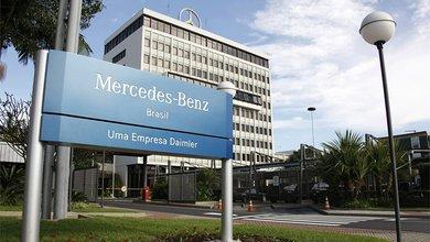 Os números que marcaram a história de Mercedes-Benz do Brasil