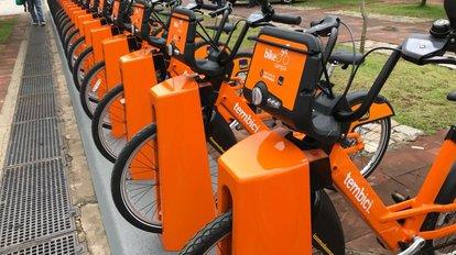 Bike Sampa chega à Zona Norte