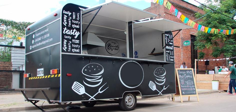 Carros de comida para comuniones Valencia