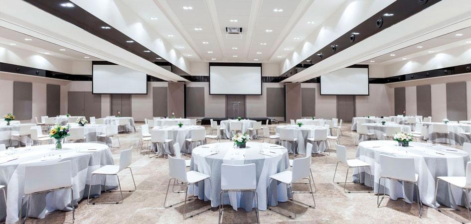 Comuniones en el hotel Novotel Madrid Center