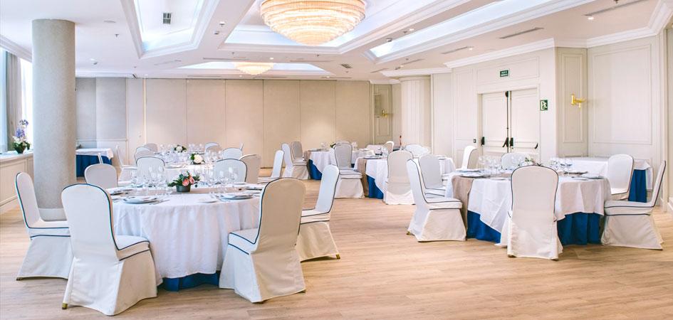 Comuniones en el hotel Princesa Plaza Madrid