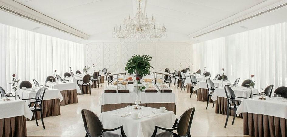 Comuniones en el hotel Villa Real Madrid
