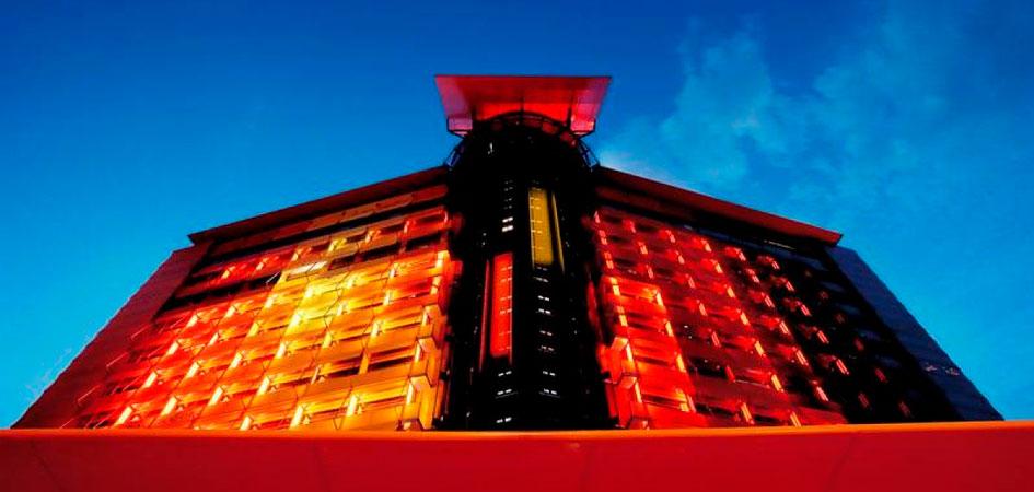 Comuniones en el hotel Puerta América Madrid
