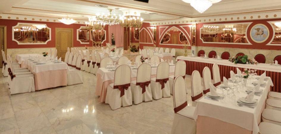 Finca Salones Venecia comuniones en Madrid