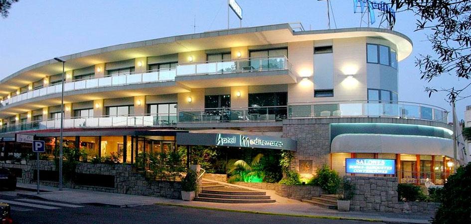 Comuniones en el hotel Best Mediterráneo