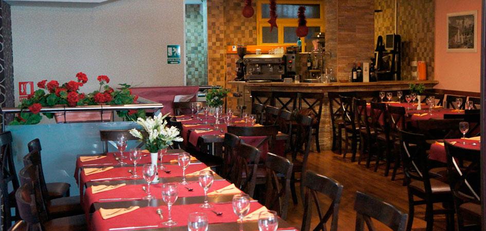 Restaurante Bruselas para comuniones en Valencia