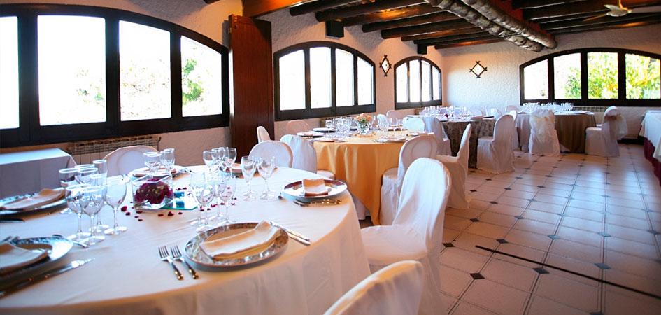 Comuniones en el Restaurante Can Cortes