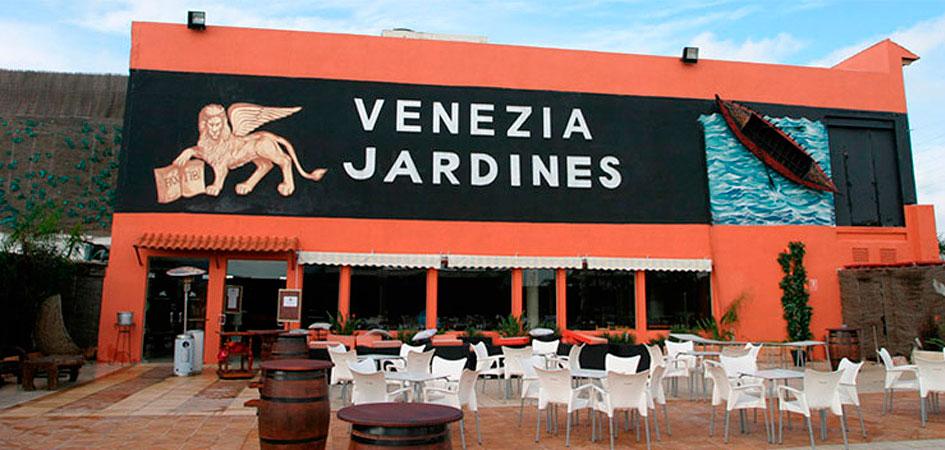 Restaurante Jardines de Venecia para comuniones en Valencia