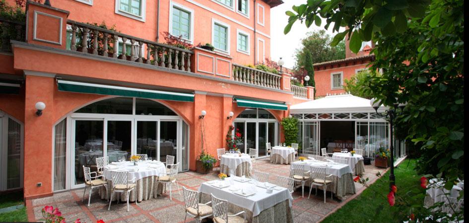 Restaurante Los Cedros comuniones en Madrid