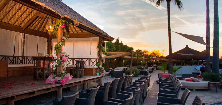 Restaurante Wakaya Lounge para comuniones en Valencia