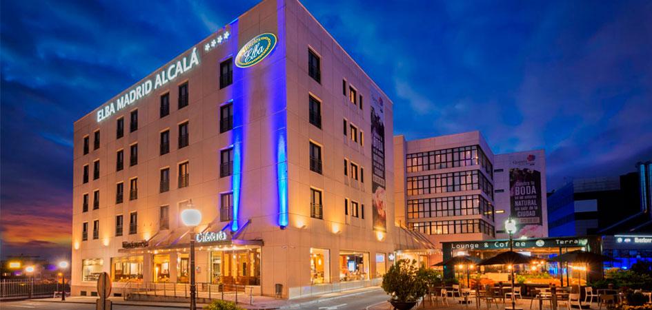 Comuniones en el hotel Elba Alcalá Madrid
