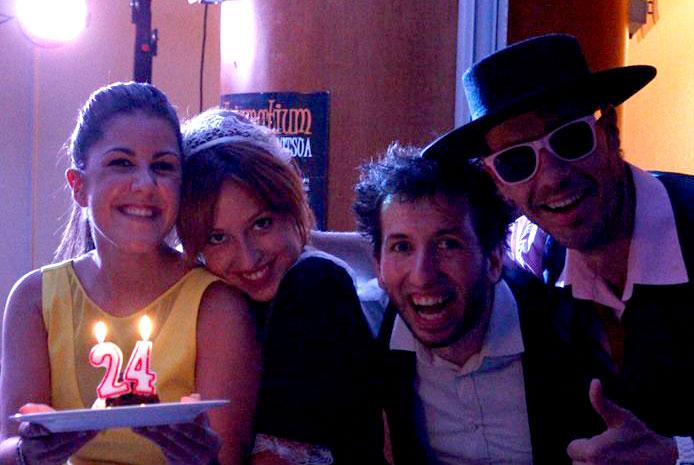 Fin de semana de cumpleaños en Barcelona
